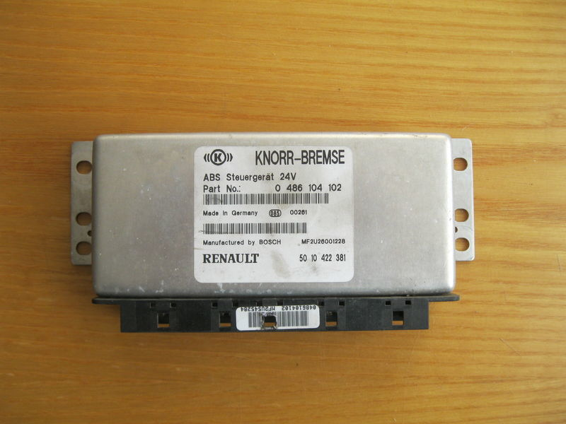 RENAULT STEROWNIK ABS control unit for RENAULT PREMIUM DCI truck