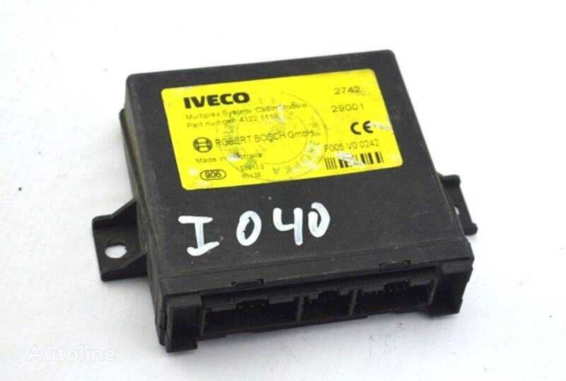ROBERT Stralis (01.02-) control unit for IVECO Stralis (2002-) truck