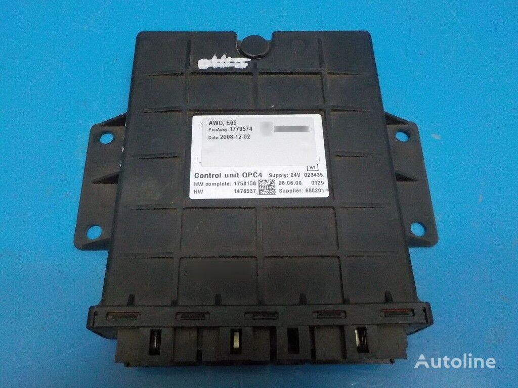 SCANIA control unit for SCANIA truck