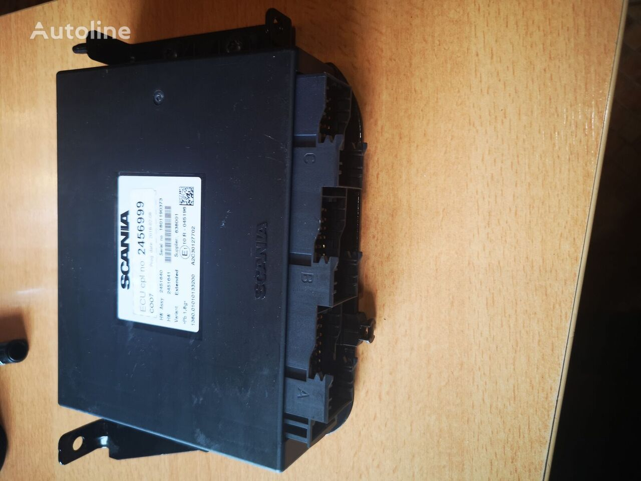 SCANIA control unit for SCANIA 124G480 , 2456999 truck