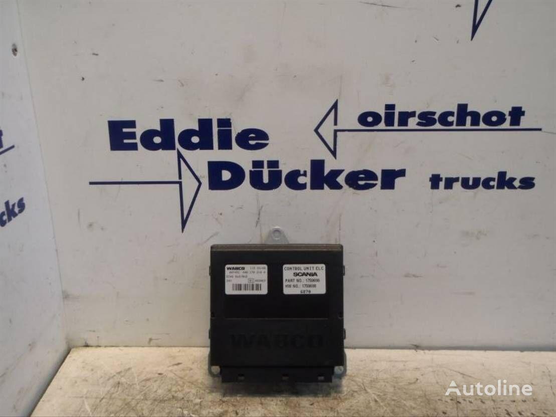 SCANIA 1759696 ECAS UNIT 6X2 control unit for truck