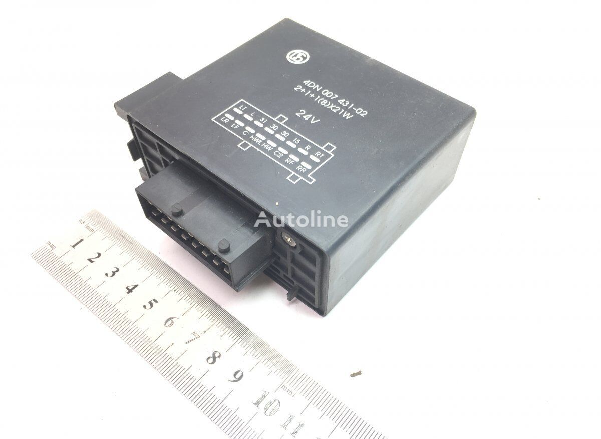 SCANIA 4-series 124 (01.95-12.04) control unit for SCANIA 4-series 94/114/124/144/164 (1995-2004) tractor unit