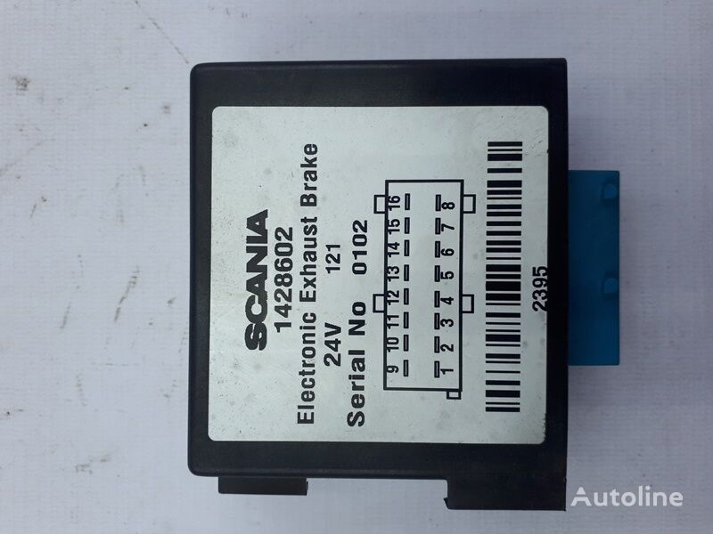 SCANIA 4-series 124 (01.95-12.04) control unit for SCANIA 4-series 94/114/124/144/164 (1995-2004) truck