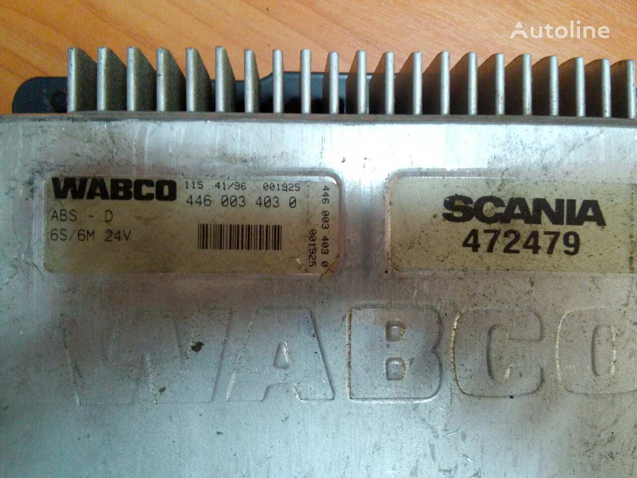 SCANIA 4460034030 WABCO control unit for SCANIA 124 truck
