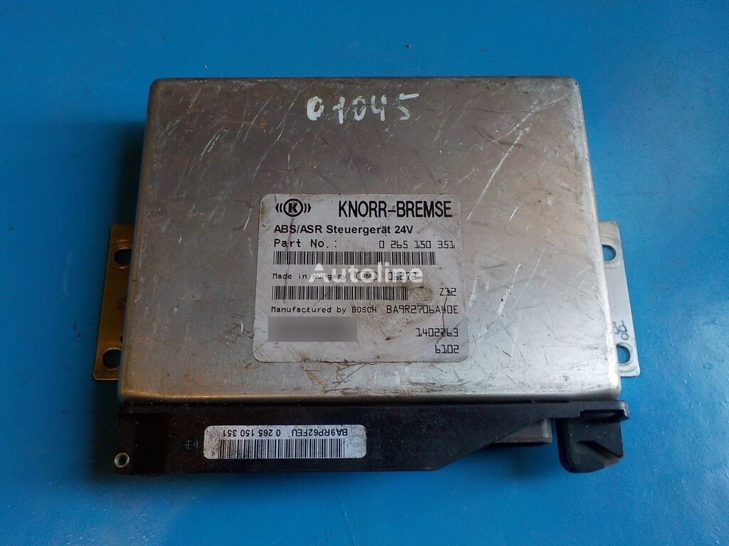 SCANIA ABS control unit for SCANIA truck