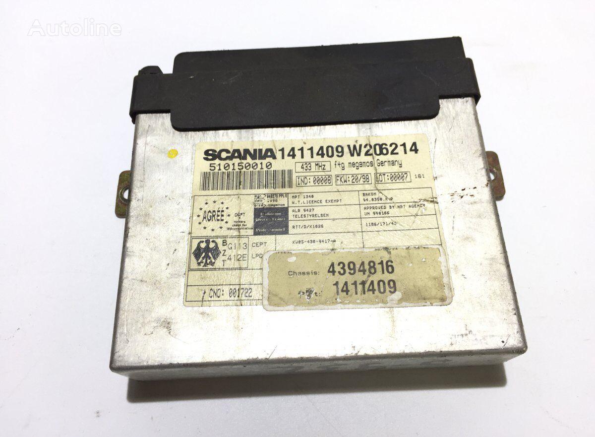SCANIA Control Unit, Alarm control unit for SCANIA 4-series 94/114/124/144/164 (1995-2004) truck