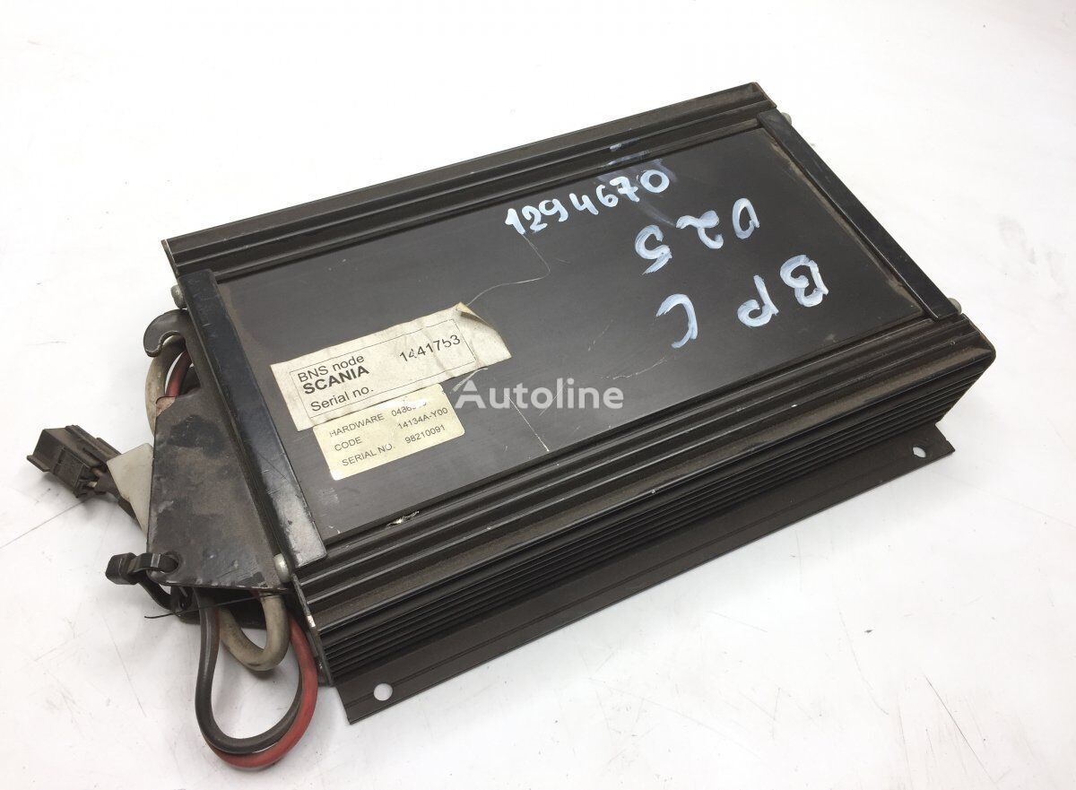 SCANIA Control units, Others control unit for SCANIA 4-series 94/114/124  (1995-2005) bus