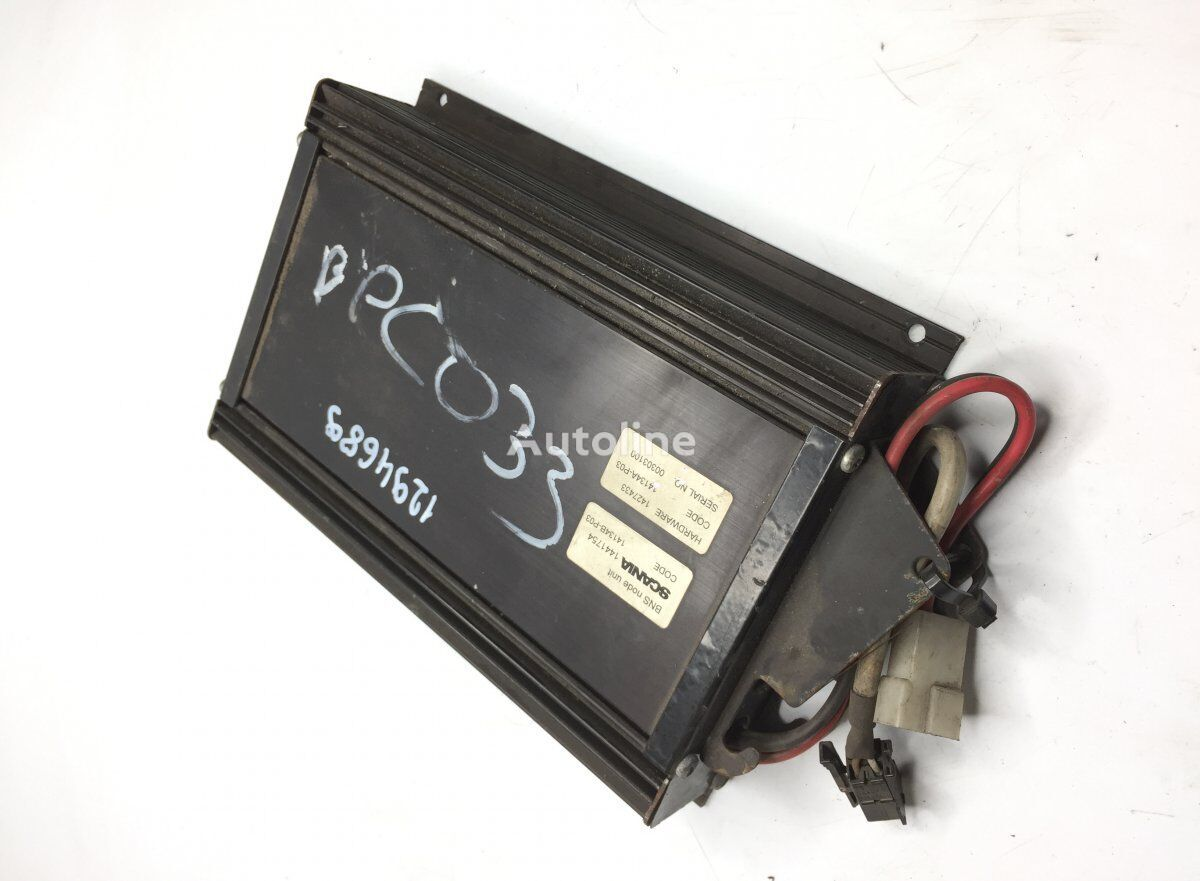 Control units, Others (14134B-P03) control unit for SCANIA 4-series 94/114/124 bus (1995-2005) tractor unit