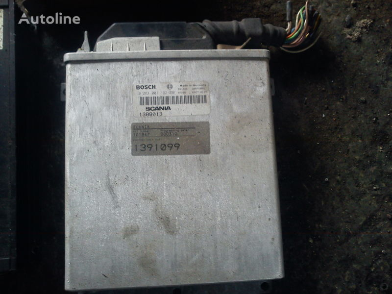 0281001192 control unit for SCANIA K113 bus