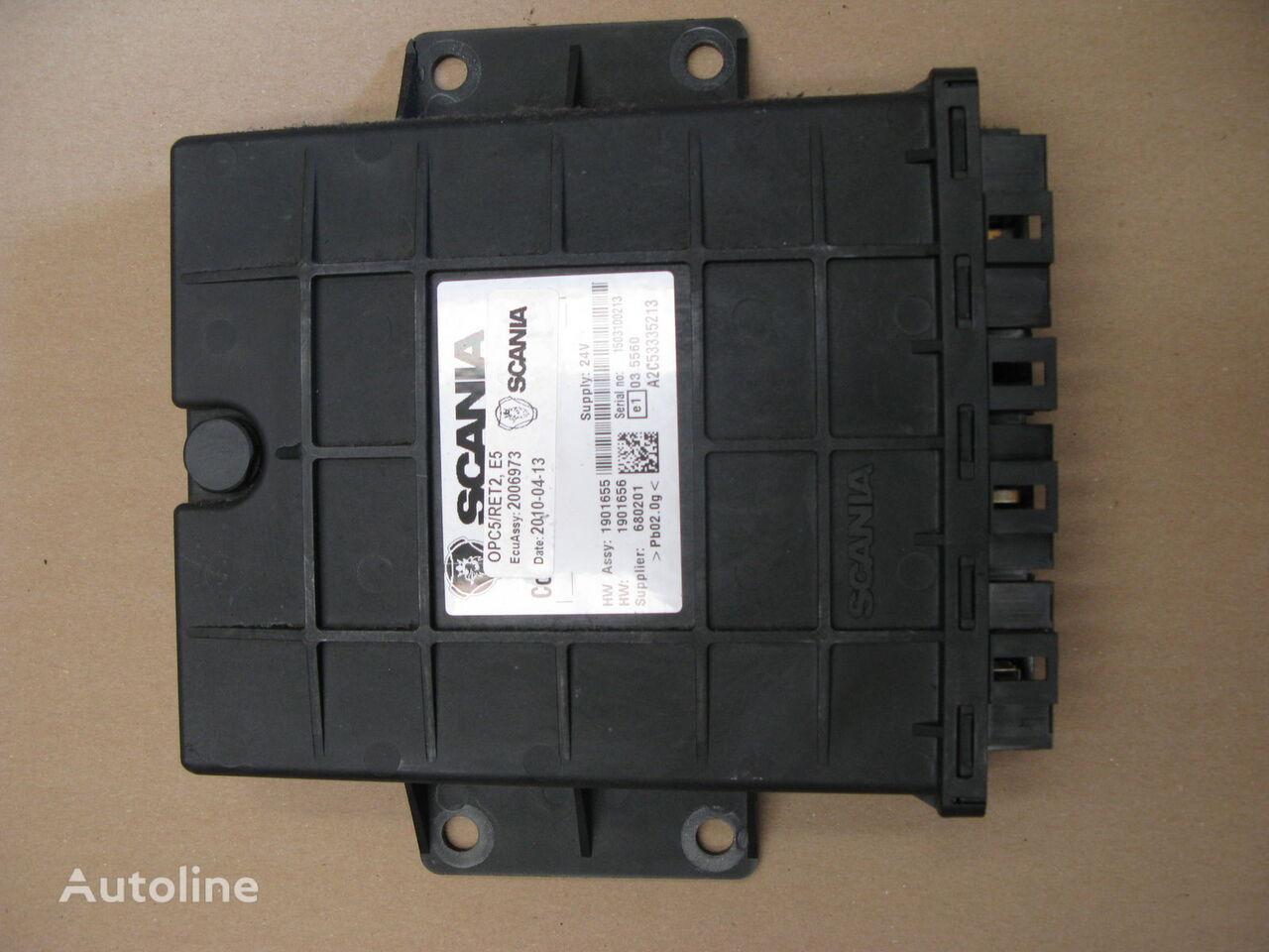 SCANIA STEROWNIK RETARDER (2006973) control unit for SCANIA R tractor unit