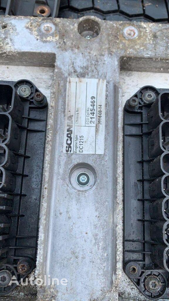 SCANIA T, P, G, R sereis EURO 5 with ad blue engine control unit ECU EM control unit for SCANIA R, P, G, L series tractor unit