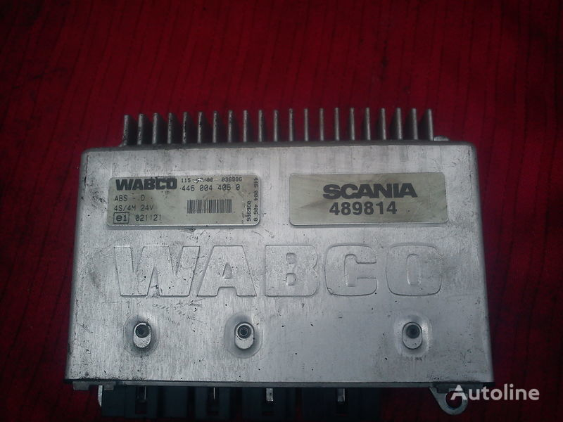 SCANIA Wabco C3-4S/M 4460040850 . 4480030790. 4460030510. 4460040540.44 control unit for SCANIA truck