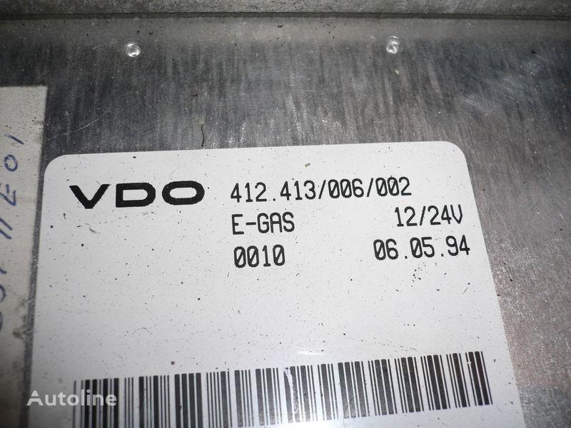 VDO 412.413/006/002 control unit for SCANIA b10 bus