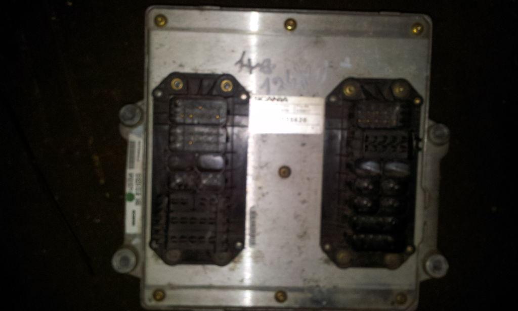 SCANIA engine control unit, EDC, ECU, EMS, EURO3, EURO4, 1525620, 15385 control unit for SCANIA R series tractor unit