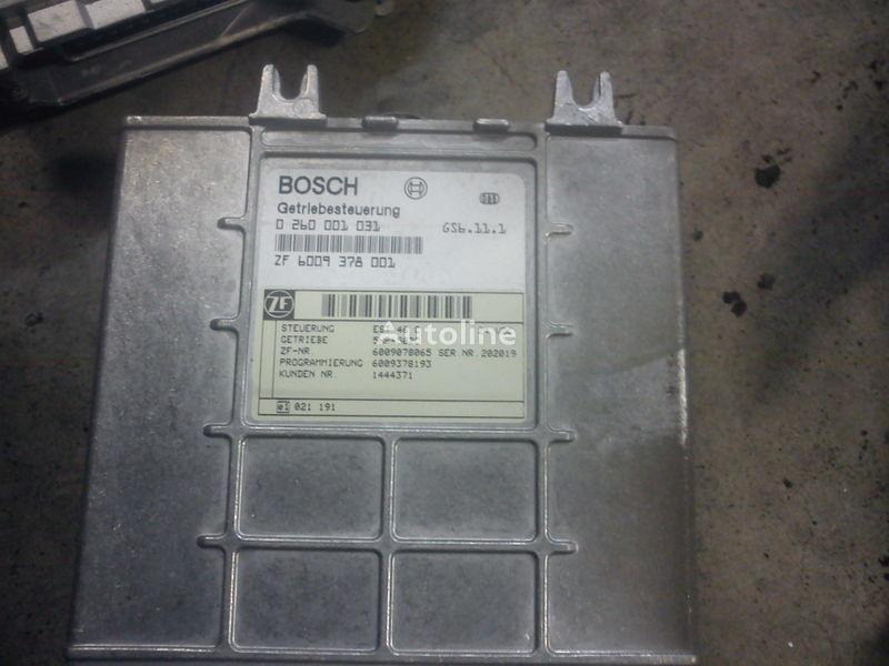 SCANIA korobkoy peredach ZF6HP604C control unit for SCANIA bus