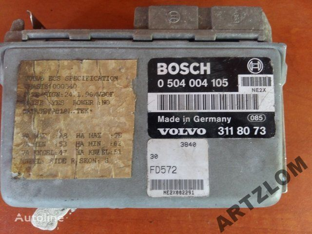 STEROWNIK VOLVO 0504004105 bosch control unit for bus