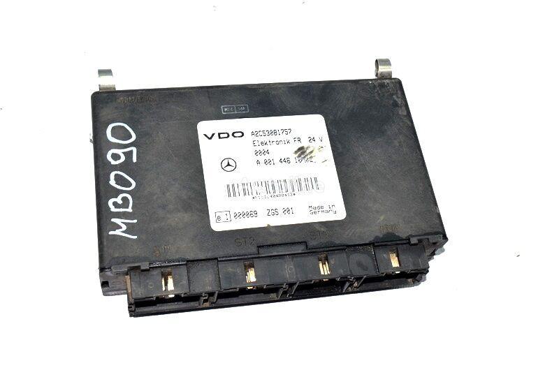 VDO (01.01-12.04) control unit for MERCEDES-BENZ Axor/Axor 2 (2001-2013) truck