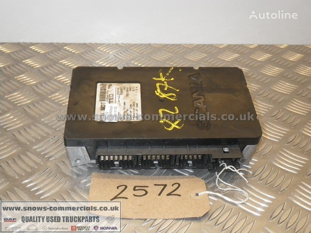 VIS ECU control unit for SCANIA R420 truck