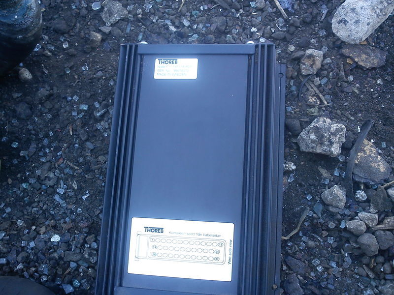 zakrytiem dverey THOREB NODE F 14111A-P01 control unit for VOLVO bus