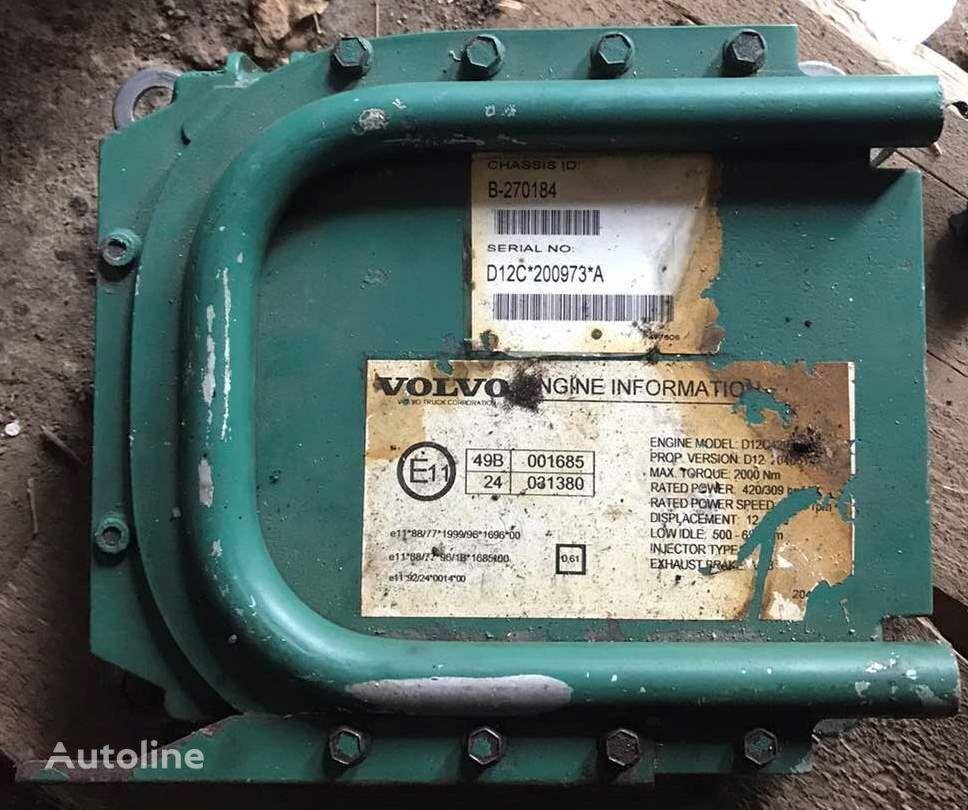 VOLVO 20412506 d12c control unit for VOLVO FH12 tractor unit