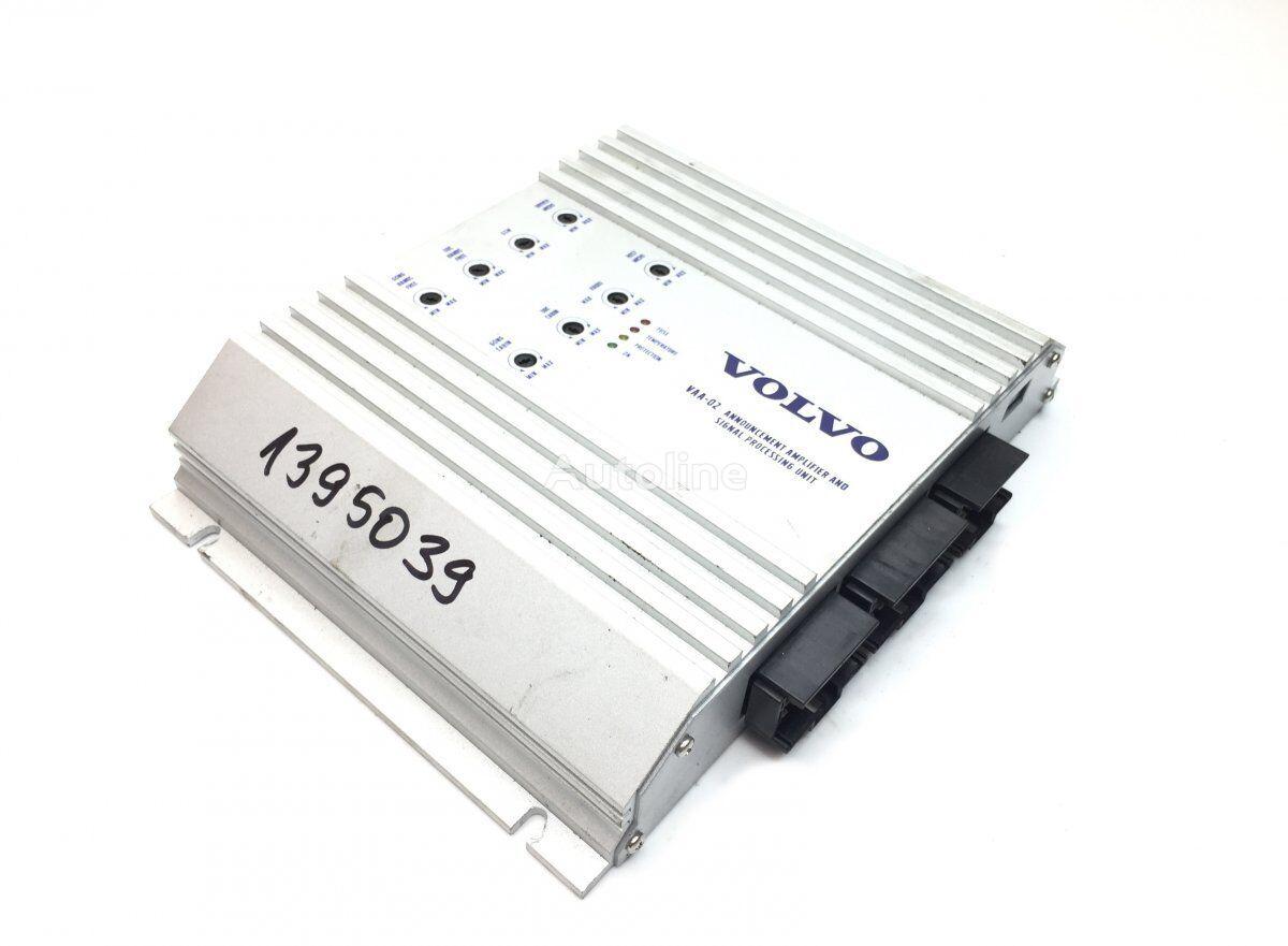VOLVO Audio Amplifier control unit for VOLVO B6/B7/B9/B10/B12/8500/8700/9700/9900 bus (1995-) bus