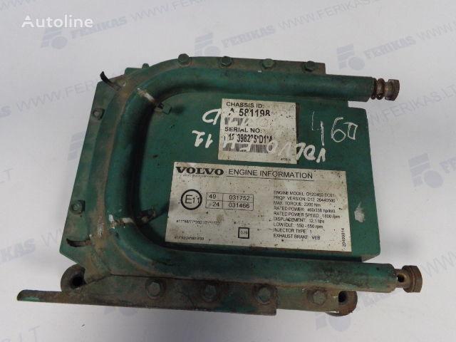 VOLVO D12D engine control units EDC ECU 03161962, 08170700, 20977019