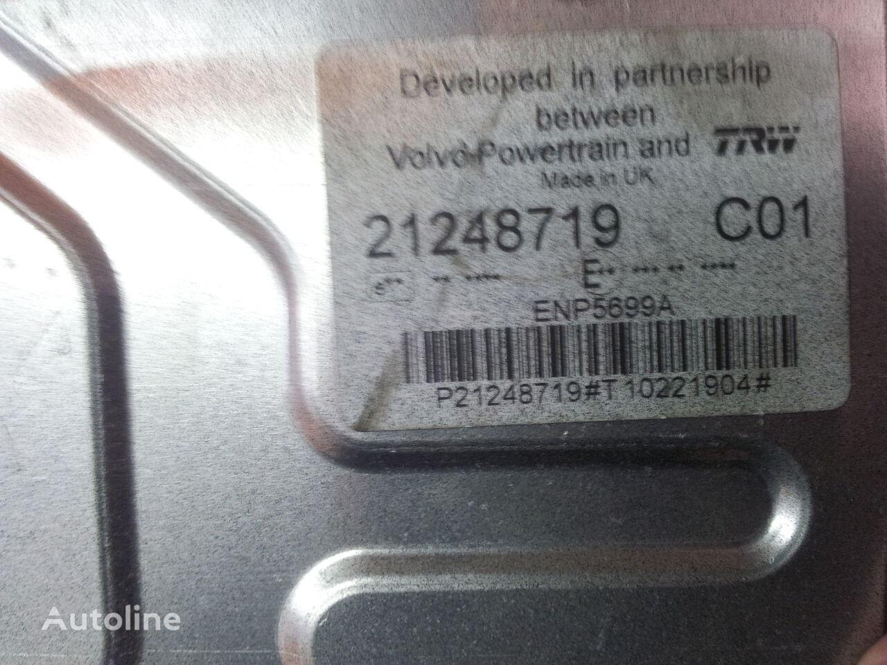 Volvo Fh4  Renault T Series Range  Gama Engine Control Unit  Wiring Ha  Volvo Fh4  Renault T