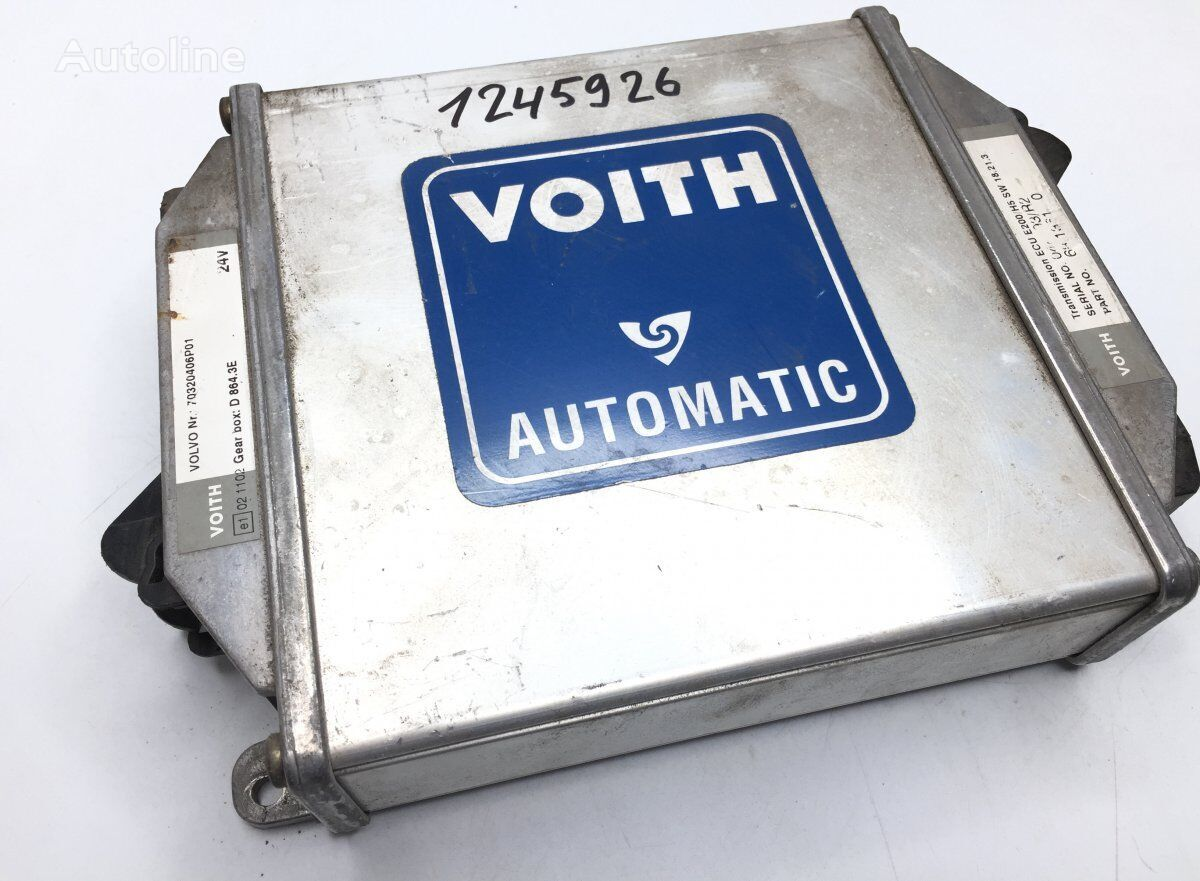 Voith Gearbox control unit for VOLVO B6/B7/B9/B10/B12/8500/8700/9700/9900 bus (1995-) bus