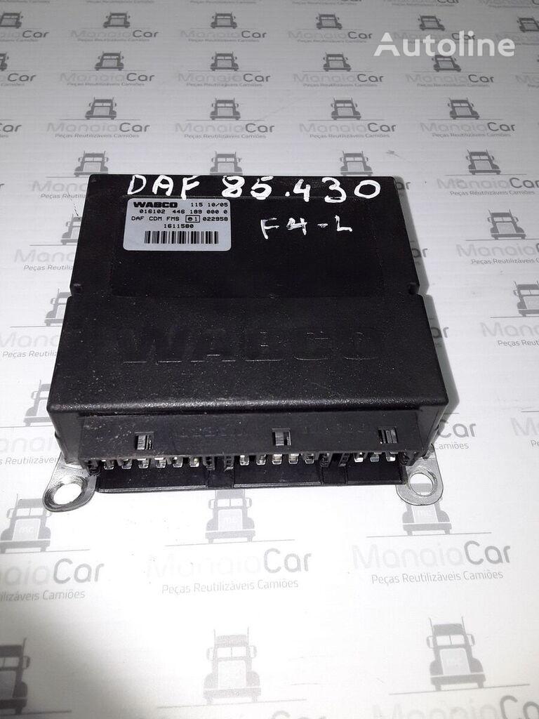 WABCO control unit for DAF tractor unit