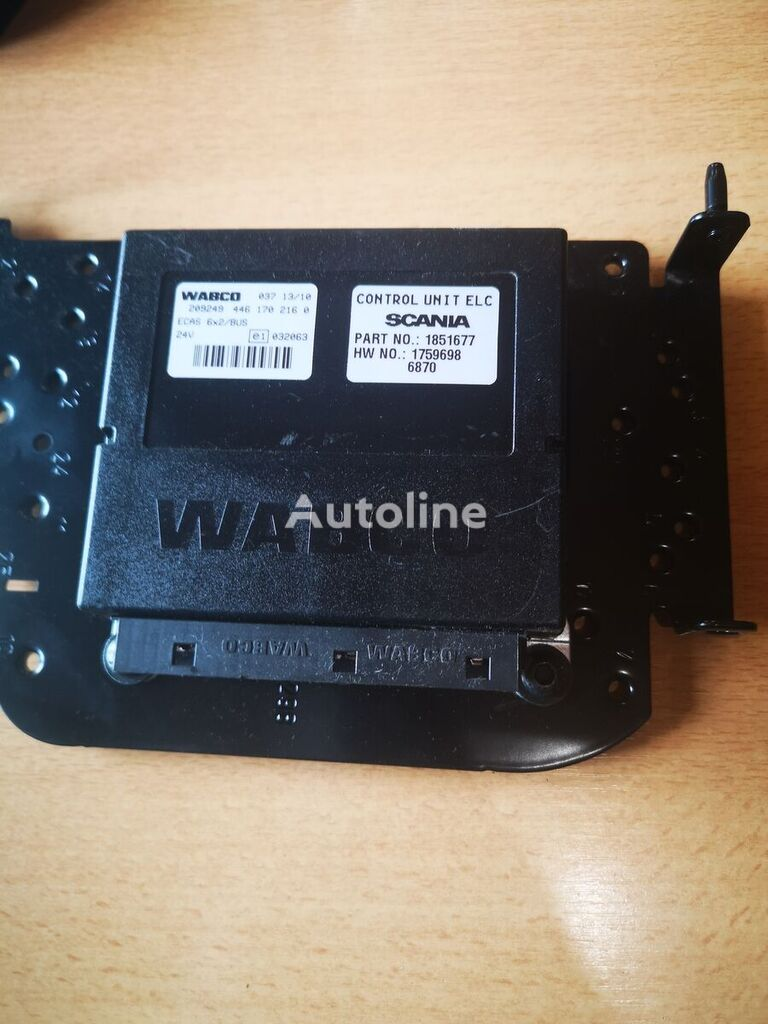 WABCO control unit for SCANIA 124R440 truck