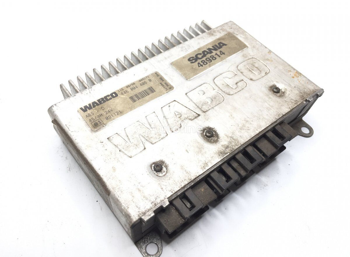 WABCO ABS Control Unit (489814) control unit for SCANIA 4-series 94/114/124 bus (1995-2005) bus