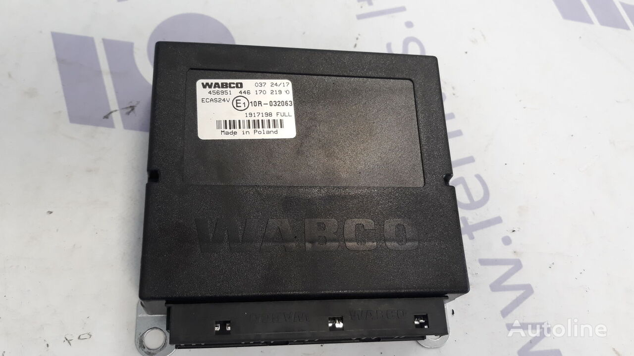 WABCO ECAS control unit for DAF XF 105 tractor unit