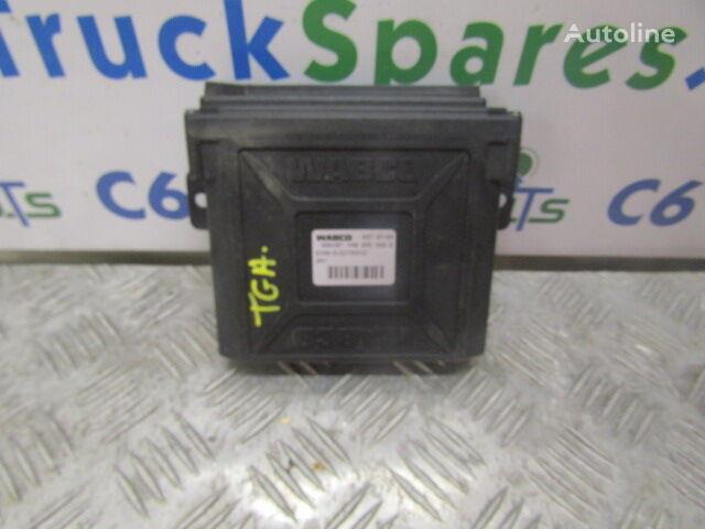 WABCO ECAS ECU (446 055 4090) control unit for MAN TGA  truck