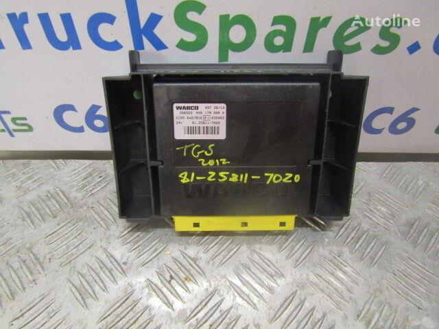 WABCO ECAS ECU control unit for MAN TGS  truck