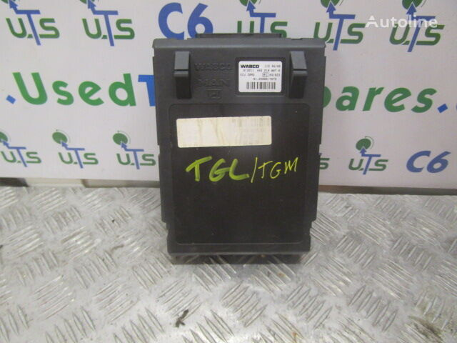 WABCO ECU control unit for MAN TGL truck