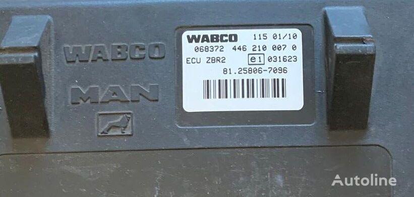 WABCO ECU ZBR2 (81.25806-7079) control unit for MAN TGA TGS TGX truck