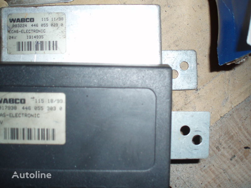 Wabco 446 055 029 0,446 055 303 0 control unit for tractor unit
