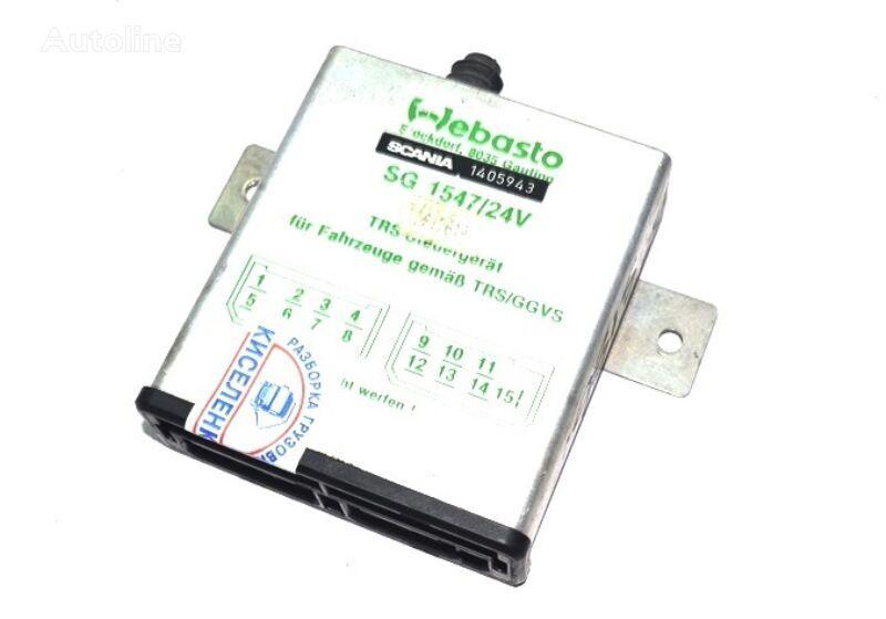 Webasto (01.95-12.04) control unit for SCANIA 4-series 94/114/124/144/164 (1995-2004) truck