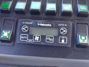 Webasto климат контролем control unit for bus
