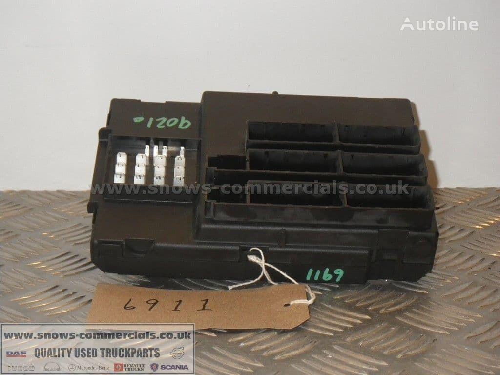 ZBR2 ECU control unit for MAN TGX truck