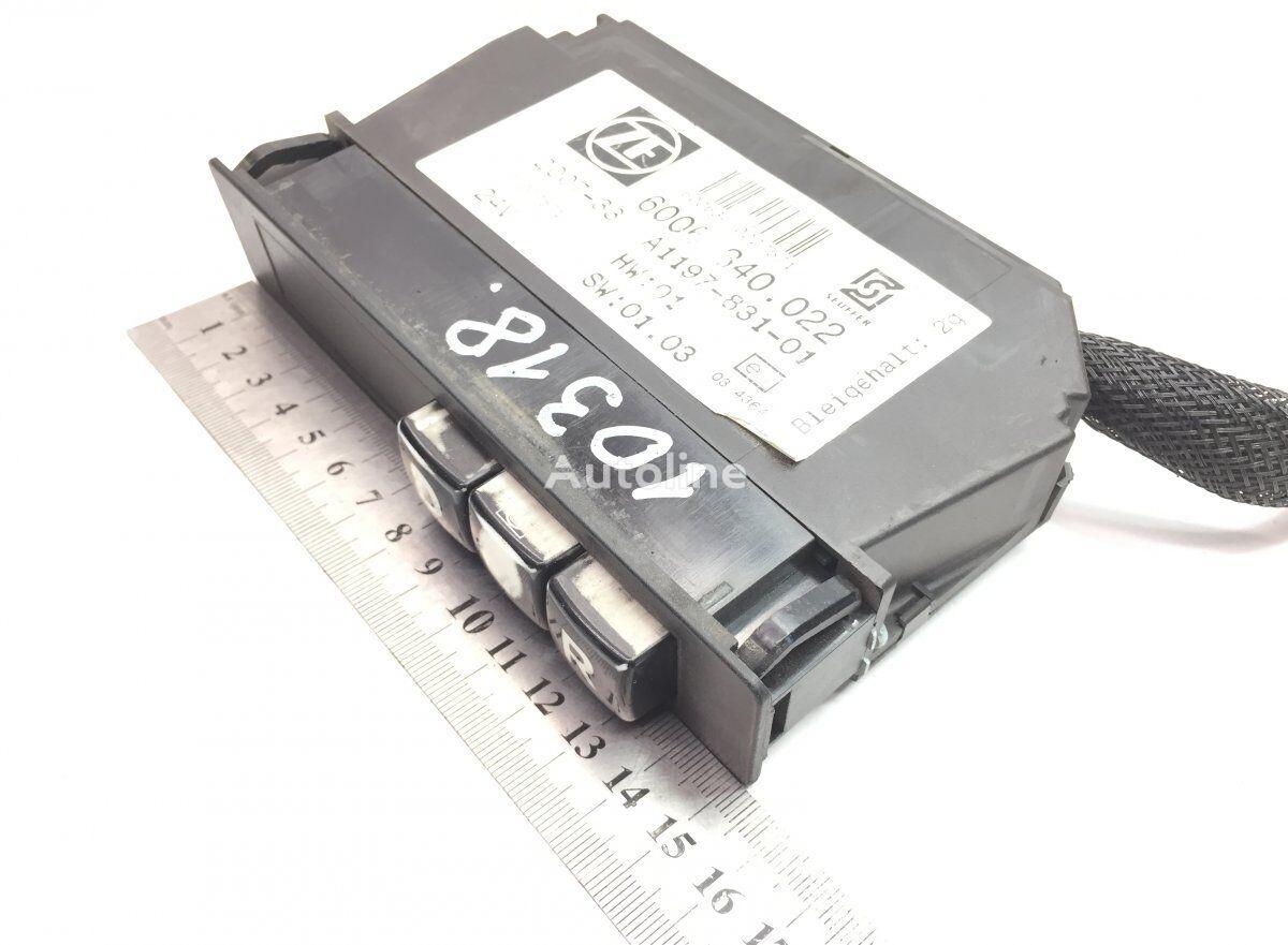 ZF control unit for VOLVO B6/B7/B9/B10/B12/8500/8700/9700/9900 bus (1995-) bus