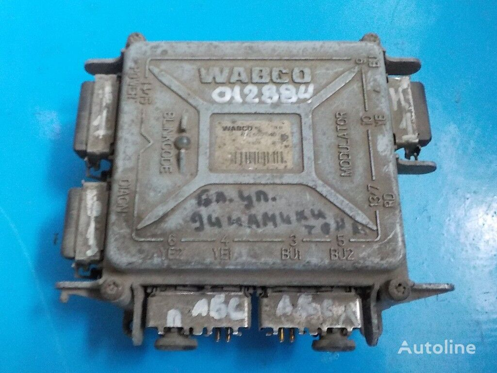 dinamiki tormoza Wabco control unit for truck