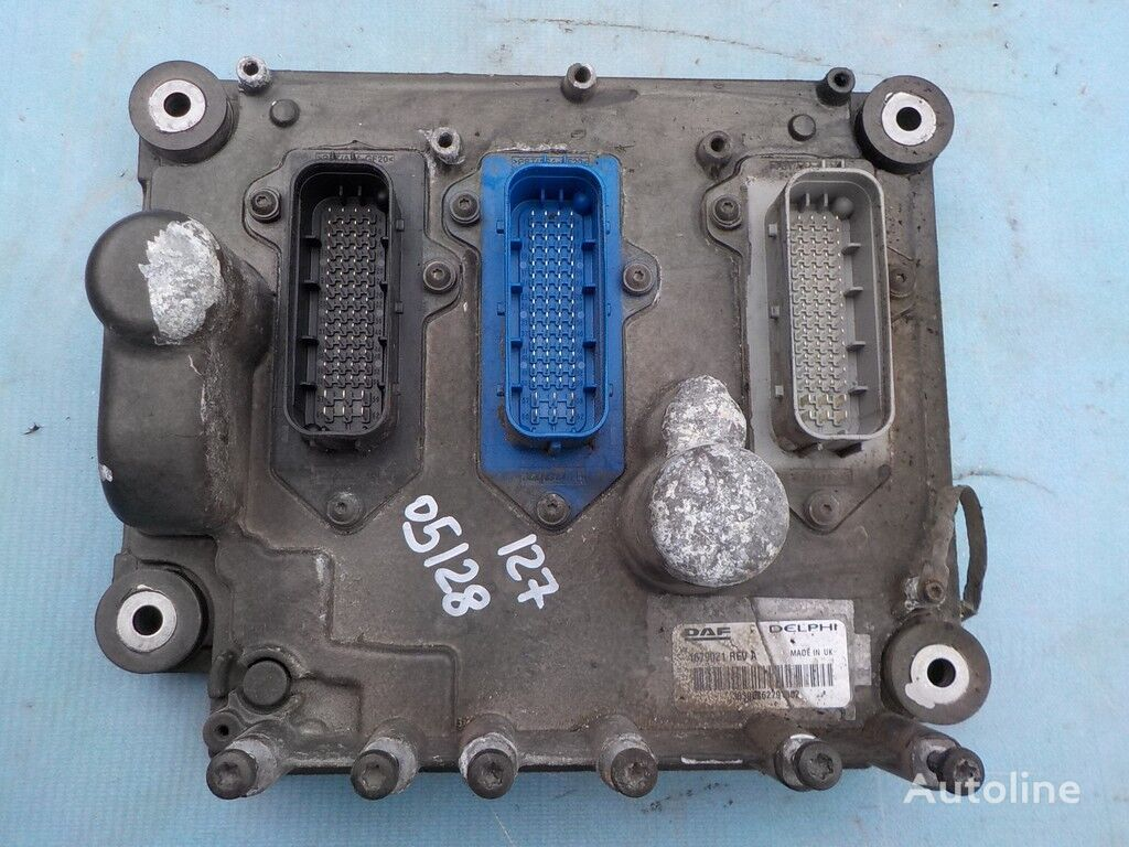 dvigatelem DAF control unit for truck