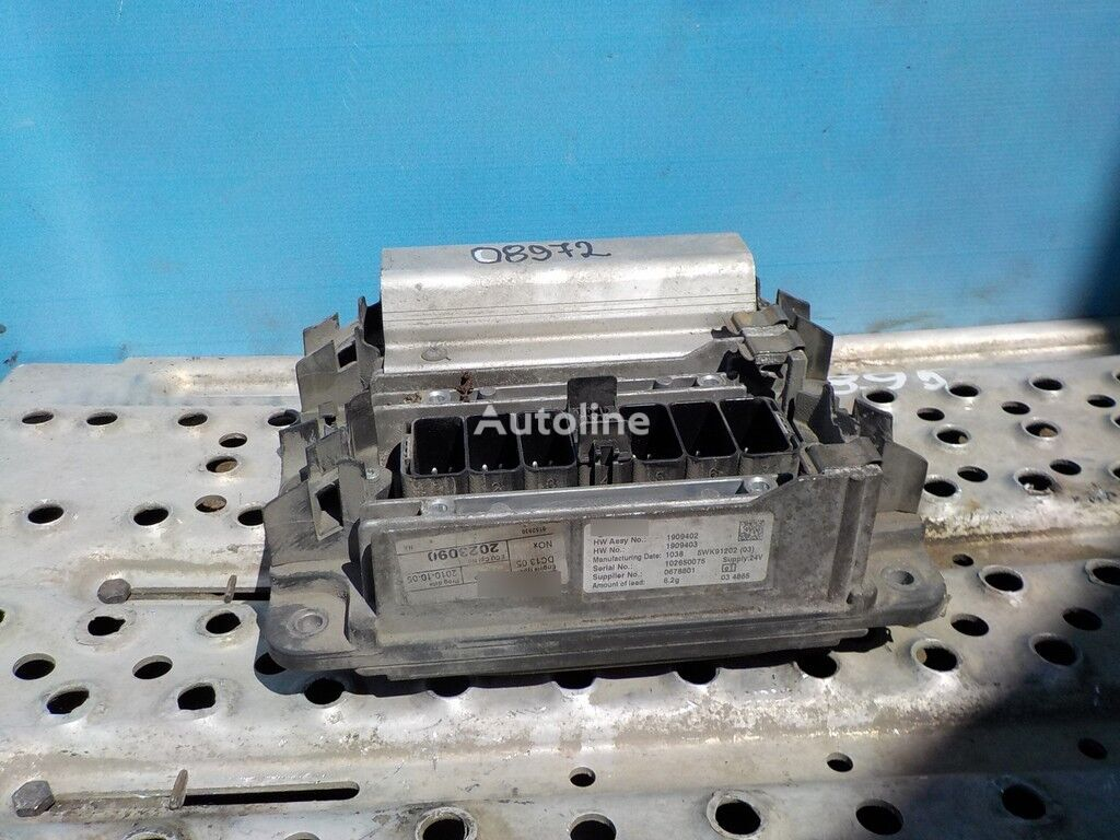 dvigatelem DC13 05L01 CG,CR XPI Scania control unit for truck