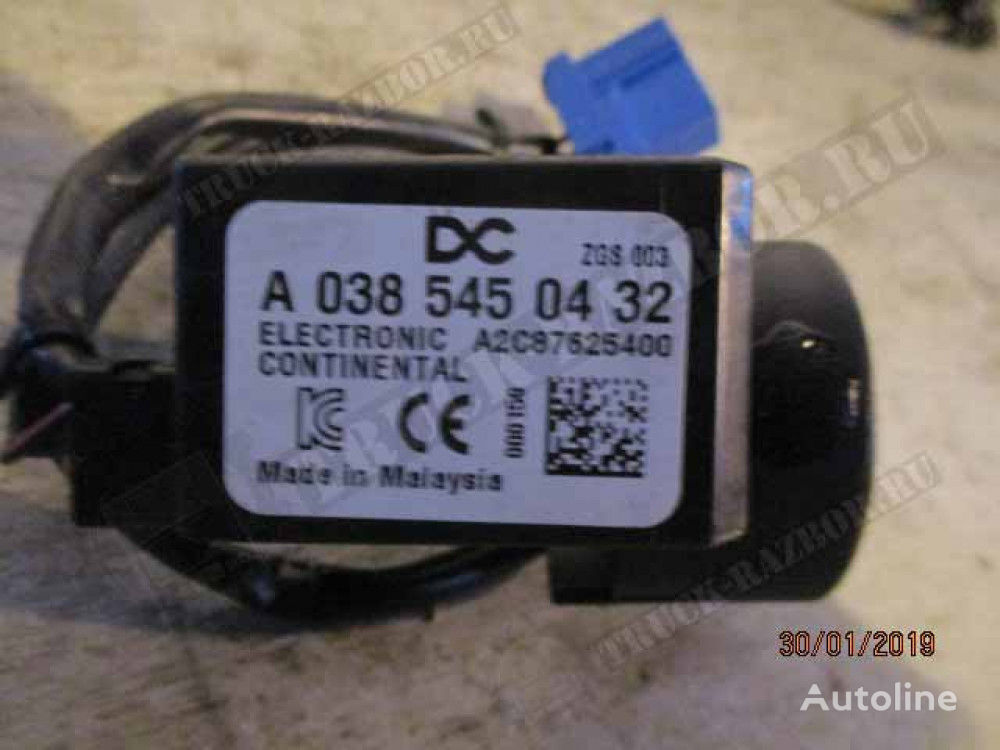 immobilayzerom control unit for MERCEDES-BENZ tractor unit