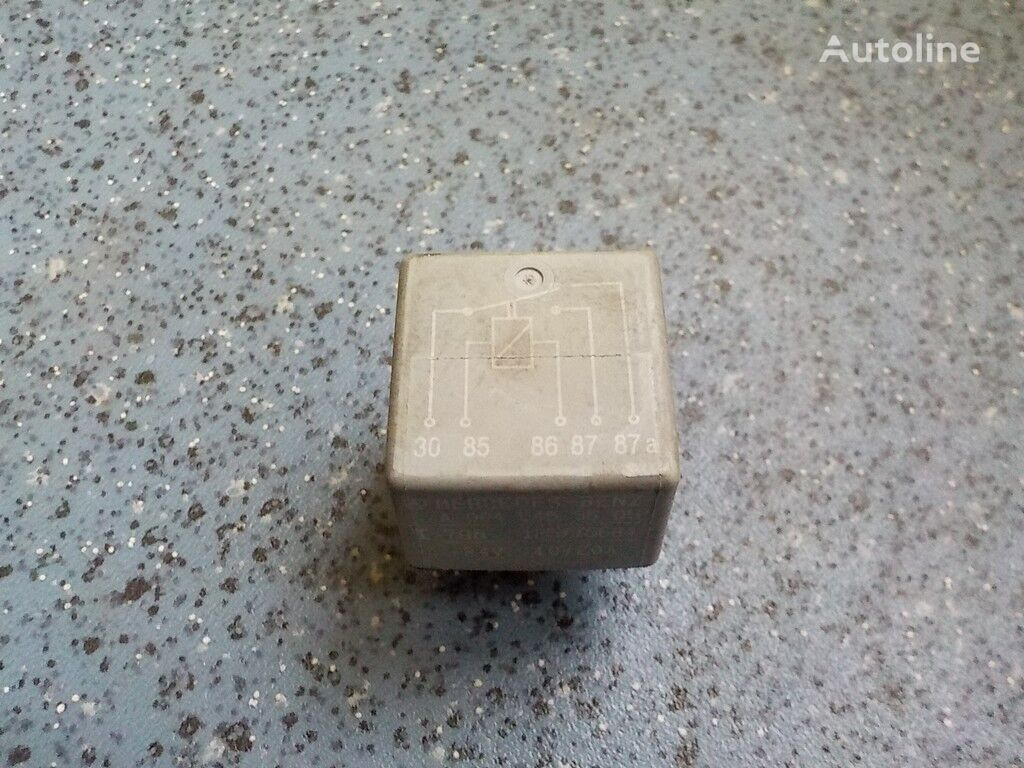Rele 24V 10/20A control unit for truck