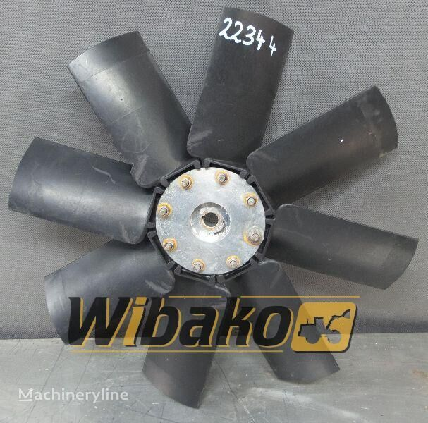 cooling fan for excavator