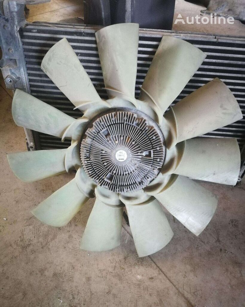 cooling fan for SCANIA R/P/G truck