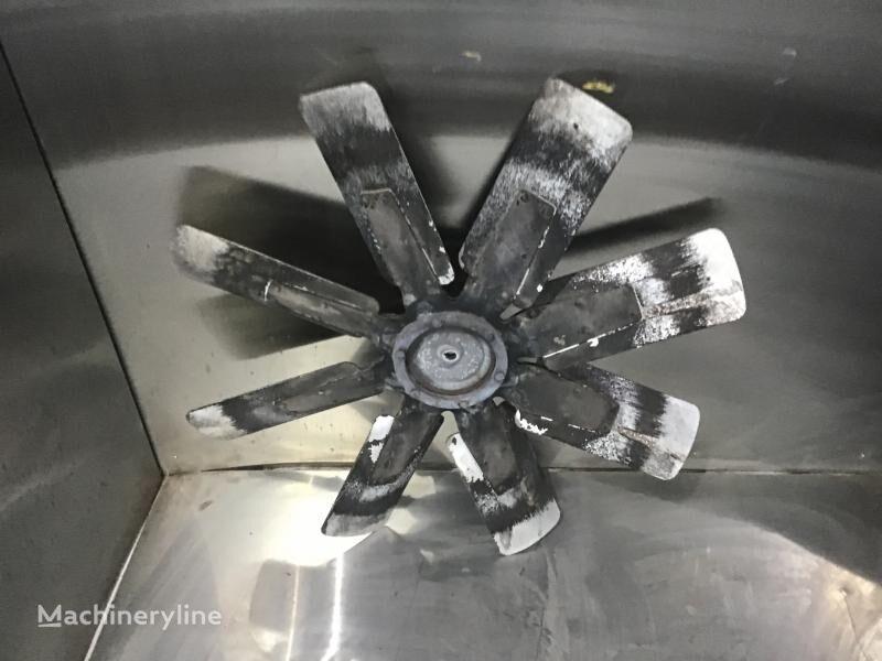 cooling fan for LIEBHERR LR632/LR634/LU755 C/LU755 D/LU950 J/LU950  track loader