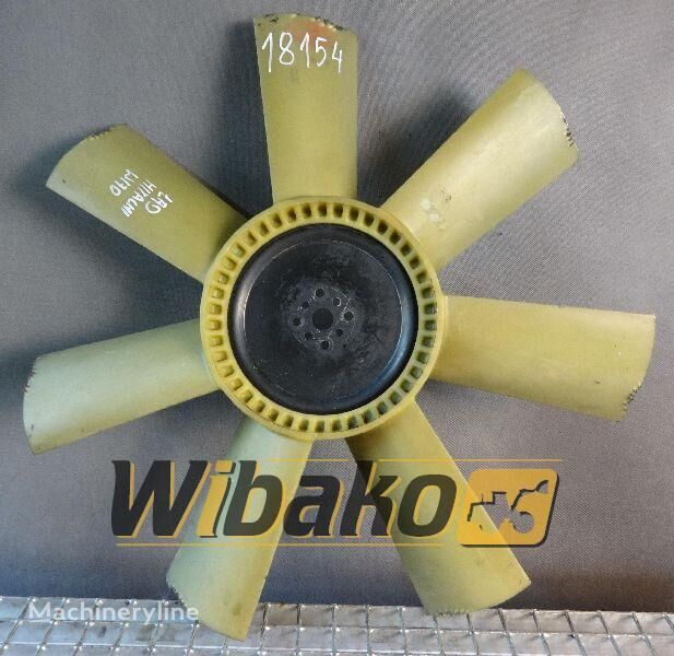 cooling fan for FIAT-HITACHI FH300 other construction machinery